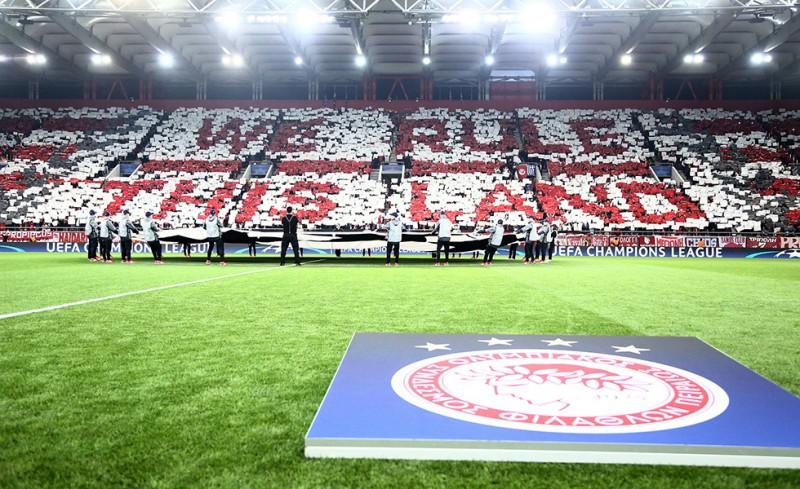 Τεράστιος Θρύλος: Στη 18η θέση στο Champions League!
