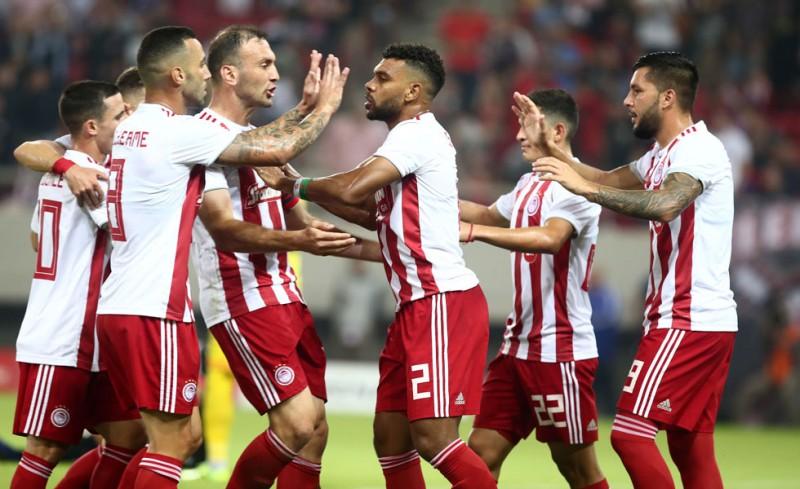 Ολυμπιακός-ΟΦΗ 2-1 (Τελικό)