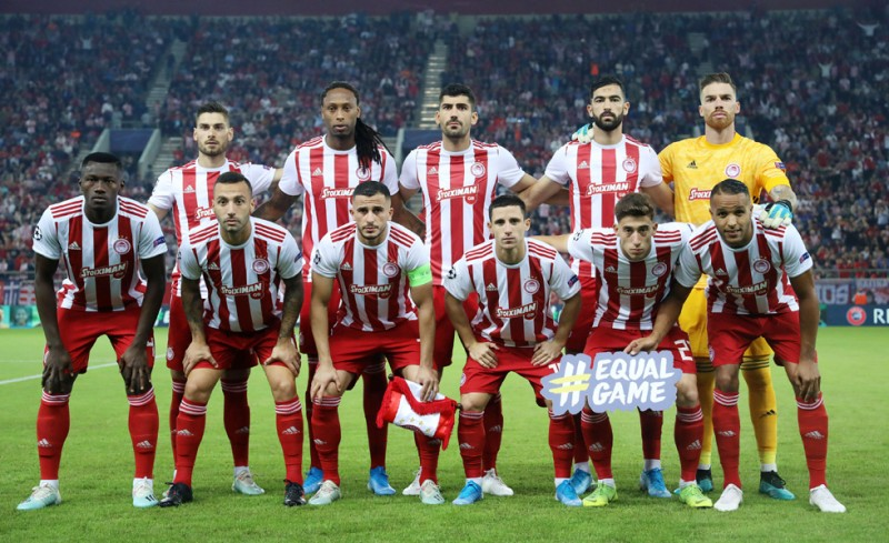 Ολυμπιακός-Μπάγερν Μονάχου 2-3 (Τελικό)
