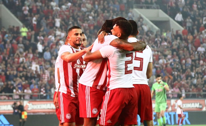 Ολυμπιακός-ΑΕΚ 2-0 (Τελικό)