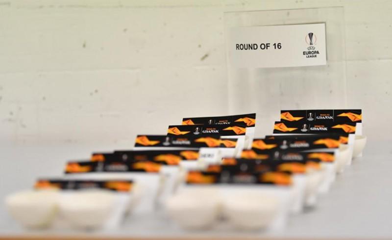 LIVE η κλήρωση του Θρύλου στους «16» του Europa League