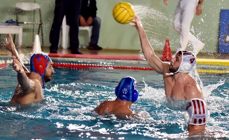 Εθνικός-Ολυμπιακός 6-18 (Τελικό)