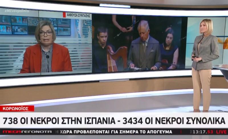 Τραγική η κατάσταση στην Ισπανία: 738 νεκροί σε μία ημέρα!