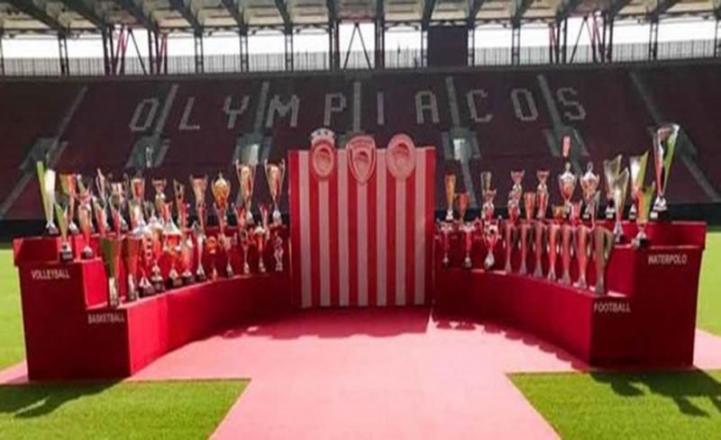 Πώς να μην θέλουν παύλα ΠΑΟ, ΠΑΟΚ, με 15 πρωταθλήματα έναντι 43 του Ολυμπιακού;