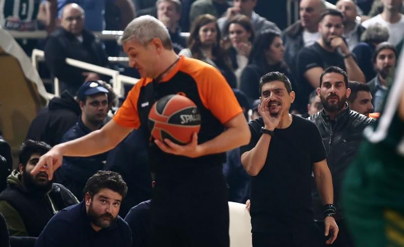 Γιαννακόπουλος: «Η αγαπημένη μας διαιτησία»! Μπείτε, δεν είναι ιός!