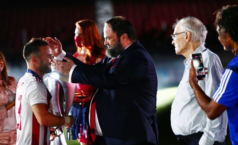 «Η καλύτερη χρονιά στην ιστορία μας! Μέχρι τέλους στο Europa League»