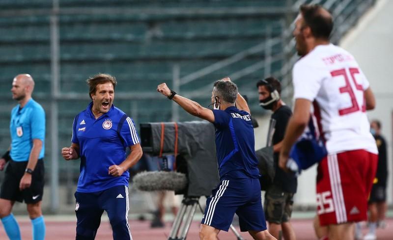 Γλέντι ξανά, Κύπελλο Ελλάδος και νταμπλ για τον Θρύλο!