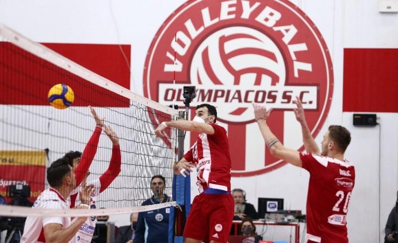 Δύο ακόμα κρούσματα στον Ολυμπιακό