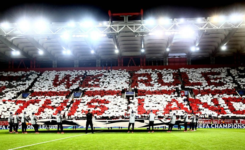 Γελοιοποιεί την προπαγάνδα η UEFA, με στοιχεία! (photos)