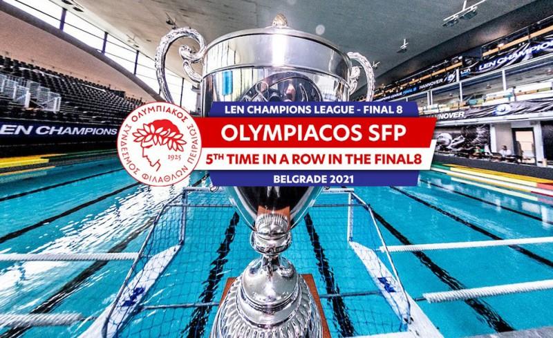 Στους καλύτερους της Ευρώπης ο Ολυμπιακός!