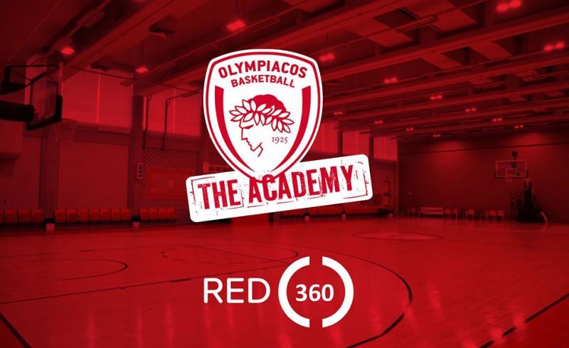 Το νέο πρόγραμμα RED 360 της Ακαδημίας
