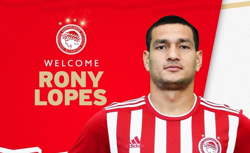 Επίσημο: Στον Ολυμπιακό ο Λόπες! (photo)