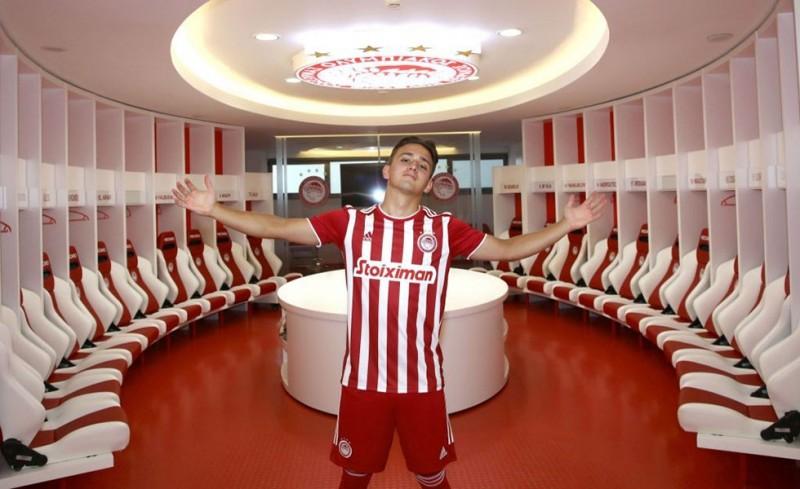 Καρμπόβνικ: «Κορυφαίος ευρωπαϊκός σύλλογος» (video)
