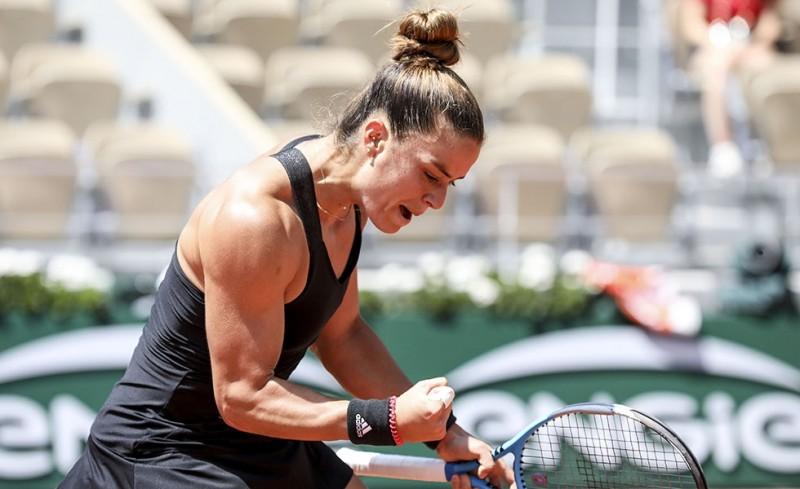 Σάκκαρη για τίτλο, στα ημιτελικά του US Open! (video/photo)