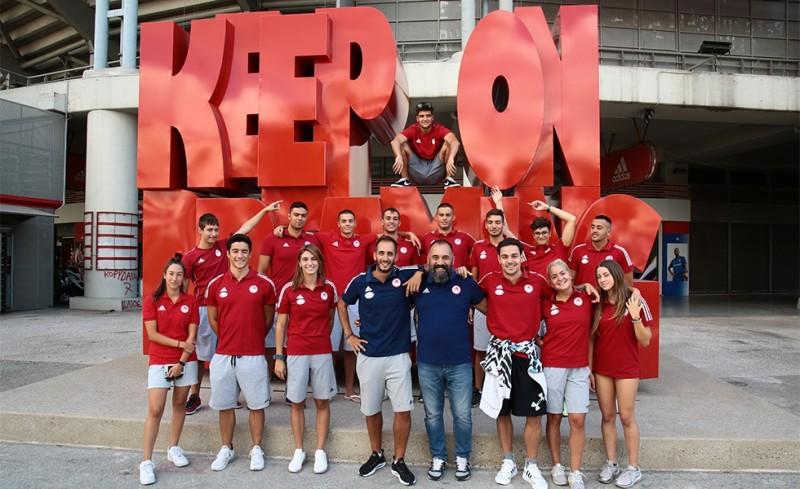 Με 19 αθλητές στο Πανελλήνιο Πρωτάθλημα Ανοιχτής Θάλασσας